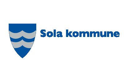 Sola kommune logo
