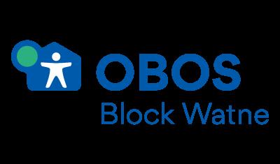 OBOS Block Watne logo